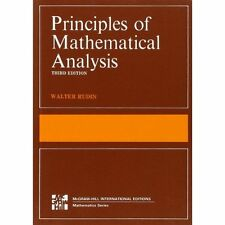 Principles of Mathematical Analysis 3rd Int'l Edition