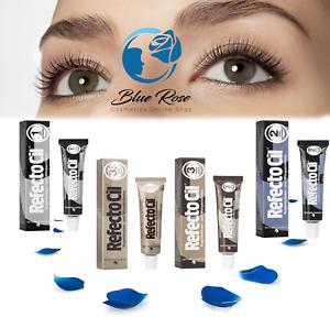 RefectoCil-Eyebrow-Tint-Black-Natural-Brown-Eyelash-Tinting-Dye-Henna-15ml-BEST
