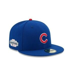 Chicago-Cubs-New-Era-2016-World-Series-Patch-59FIFTY-On-Field-Fitted-Hat-Blue