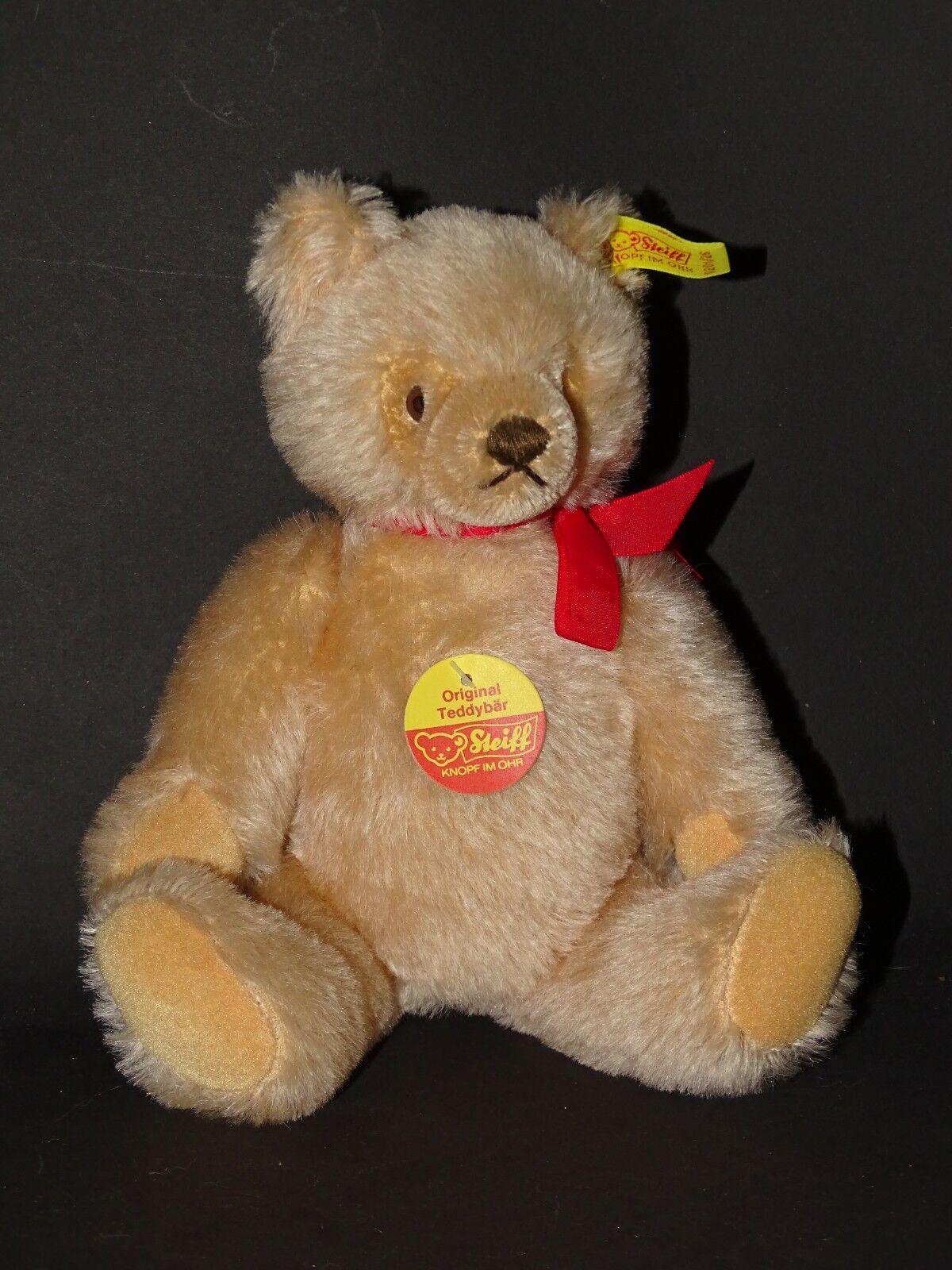 Teddys Steiff 029073 Cinnamon Bär 16cm neu