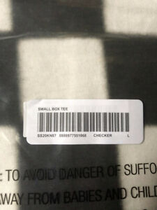 buy cheap outlet online Supreme Small Box Logo Tee. Size L. NTW ...