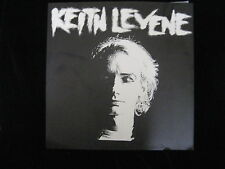 Keith Levene-2011 Back Too Black-1987-PIL-The Clash-Record-Album-Vinyl-LP