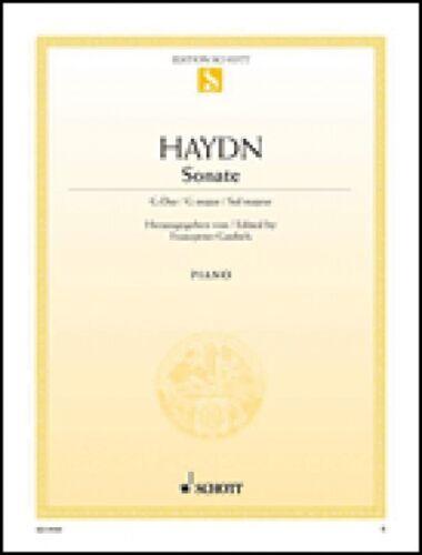 Sonata in G Major Hob 16:27 Sheet Music from the Urtext NEW Schott 049008781