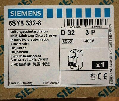 New Siemens Type BQQ 2 Pole 50 Amp Special Purpose Circuit Breaker HQ711356GD
