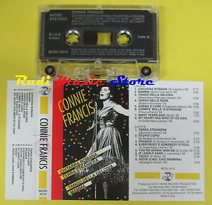 MC-CONNIE-FRANCIS-omonimo-same-italy-DV-MORE-RECORD-MCDV-5510-no-cd-lp-dvd-vhs