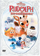 Rudolph The Red Nosed Reindeer (DVD)  New, Free shipping