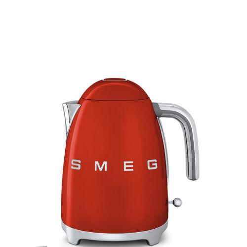 Smeg Bouilloire nouveau logo 3D-Rouge