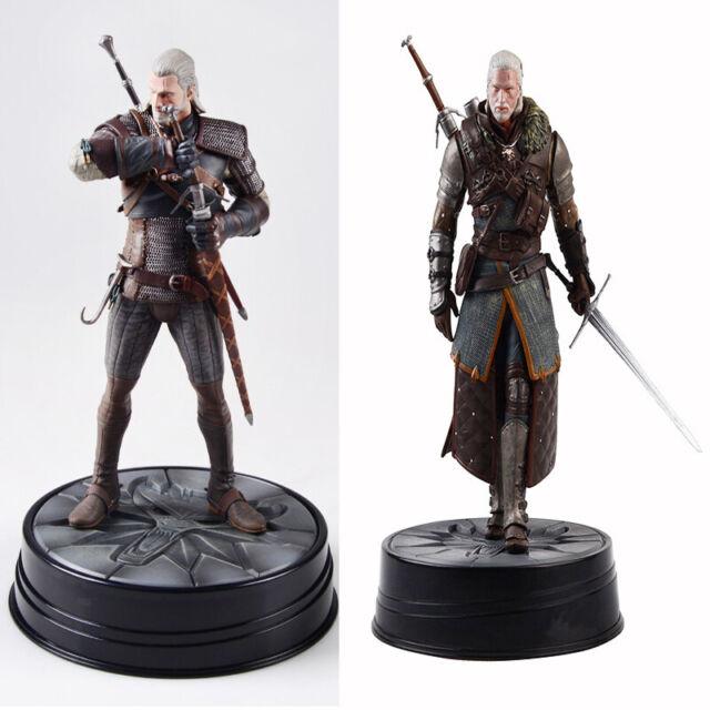 The Witcher 3 Wild Hunt Geralt of Rivia Statue Figure Dark Horse Deluxe Limited