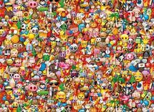 CLEMENTONI PUZZLE EMOJI IMPOSSIBLE PUZZLE! 1000 PCS #39388