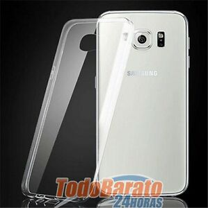 Funda-TPU-100-TRANSPARENTE-PARA-Samsung-Galaxy-S6-S6-EDGE-G920-G925