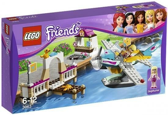 Lego Friends Friends Friends Heartlake Flying Club 41035 NEW Retired 2012 8e03cf