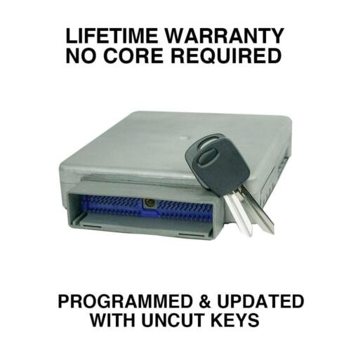 Engine Computer Programmed with Keys 2003 Mercury Grand Marquis 3W7A-12A650-BMA
