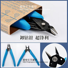 XURON 170-II Micro Shear Flush Cutter Nail Art Rhinestone Gems Bead Remove Tools