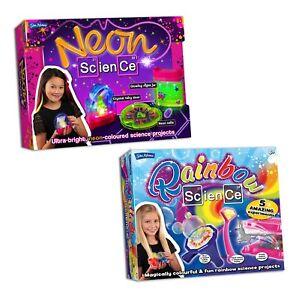 Science Bundle 2-4-1: Rainbow Science & Neon Science by John Adams