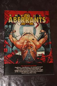 Aberrant - Exposé: Aberrants (RPG/Super Heroes)