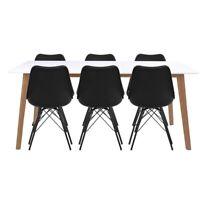 Smuk Comfort Spisebordsstole   DBA - brugte spisestuemøbler EQ-25