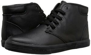New-NAUTICA-Men-039-s-HighTop-Breakwater-Lace-Up-Leather-Sneakers-Shoes-Size-8-M