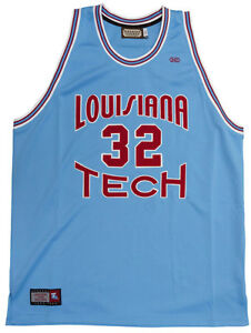 Image is loading NEW-Louisiana-Tech-Bulldogs-Authentic-Throwback-Jersey-Karl - adb33cd456e7
