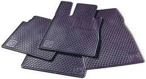 Mercedes-OEM-All-Weather-All-Season-Floor-Mats-1992-to-1999-S-Class-LWB-V140