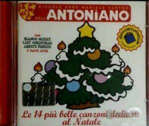Albero Di Natale Zecchino Doro.Cd Piccolo Coro Mariele Ventre Dell Antoniano Raccolta Natale Zecchino D Oro 99 Ebay