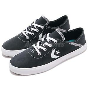 b1b8b32a404 Converse Costa OX Black White Women Casual Lifestyle Shoes Sneakers ...