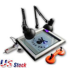 Us Uv Exposure Unit Screen Printing Plate Making Silk Screening Diy 20 X 24