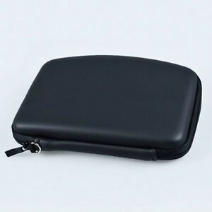 Fashion Hard Shell GPS Carry Case Bag Zipper Pouch Cover For 5Inch Sat Nav Ci