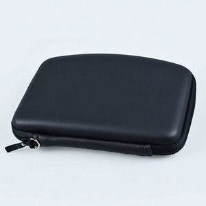 Fashion-Hard-Shell-GPS-Carry-Case-Bag-Zipper-Pouch-Cover-For-5Inch-Sat-Nav-new