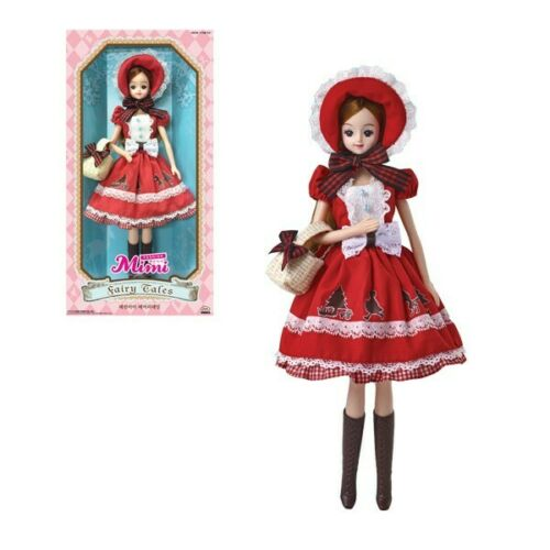MIMIWORLD MiMi Fashion Fairy Tales Red Hat Figures Toys Hobbies Barbie Doll
