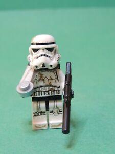 FidèLe Lego Star Wars Mini Figurine Sandtrooper Sw0383 Sw383 Stormtrooper Du Set 9490