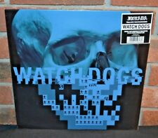 Watch Dogs [Original Game Soundtrack] by Brian Reitzell (Vinyl, Aug-2014, Invada)