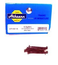 "HO Train Parts 6 1.305/"" Dog Bone for SD38//SD40 /& SD45 Athearn #ATH90115"
