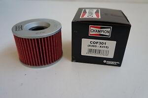 CHAMPION-FILTRO-OLIO-COF301-PER-KAWASAKI-750-Trident-1991-1992-1993-1994-1995