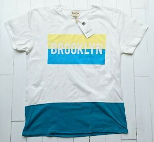 BWGH BROOKLYN WE GO HARD T-Shirt XL-sehr cool-NEU mit Etikett