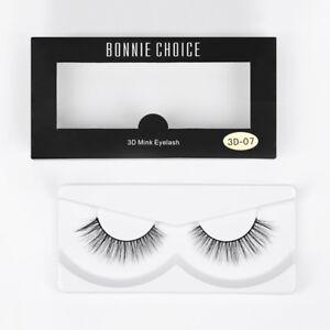 BONNIE-CHOICE-3D-False-Eyelashes-1-Pairs-Thick-Curly-Eye-Lashes-Eye-Makeup-Tools