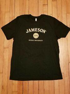 afb3b1b7aa8 JOHN JAMESON   SON IRISH WHISKEY T SHIRT MEN S LARGE JJ   S St ...