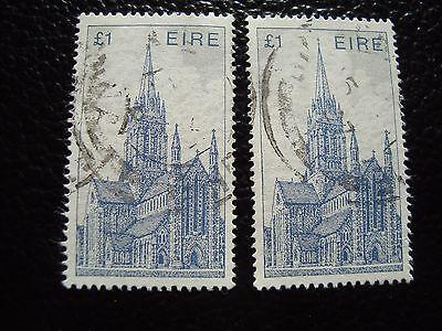 574 X2 Gestempelt r Briefmarke Yvert Und Tellier Nr Irland a32