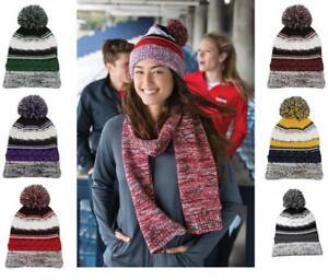 29d0044ae9b Beanie Womens New Knit Slouchy Pom Pom Oversized Thick Cap Hat ...