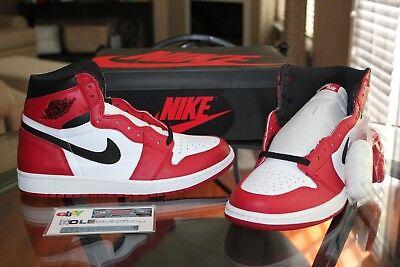 Deadstock Air Jordan Retro 1 OG Chicago