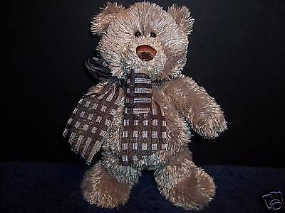 Gund Plush Dawson Teddy Bear Small Stuffed Doll 15151