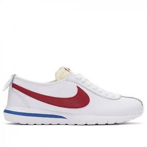 5acd7108da75 Nike Men s NikeLab Roshe Cortez NM SP Forrest Gump Sz 11 NEW 806952 ...