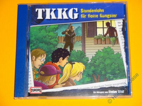 1 von 1 - *CD* TKKG 131 - Stundenlohn für flotte Gangster * EUROPA *
