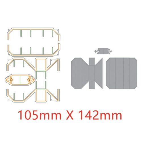 Shadowbox Adjustable Photo Frame Different Scences Metal Cutting Dies