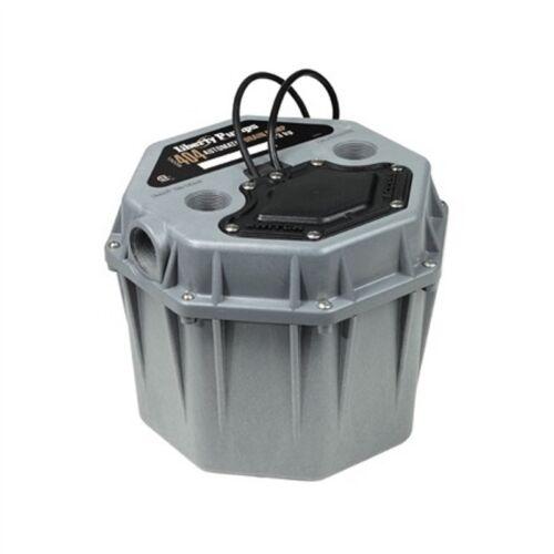 115V Residential Drain Pump Liberty Pumps 404 1//3 HP