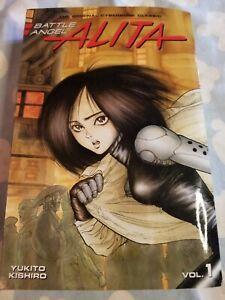 Battle-Angel-Alita-Vol-1-Manga-Loot-Crate-NEW