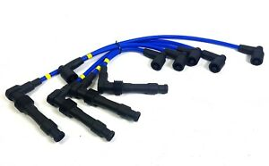 Magnecor-8mm-Blue-Ignition-HT-Lead-Set-Vauxhall-Cavalier-Gsi-Turbo-4x4-2-0i