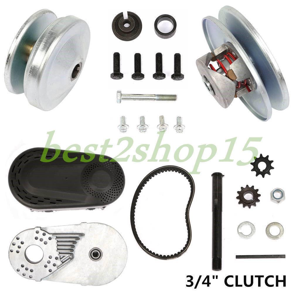 Go Kart Torque Congreener Cvt Clutch 3 4  Com TAV2 217242A Manco 12T 1FH