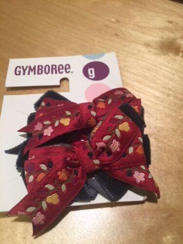 Gymboree hair pony O O/'s elastic baubles set2 Glamour Kitty Puppy Love Mod Zebra