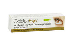 GOLDEN EYE infetti occhi Unguento 4G Congiuntivite Batterica infezioni oculari
