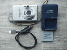 canon powershot digital elph sd450 digital ixus 55 5 0mp digital rh ebay com Canon PowerShot SX50 Digital Camera Canon PowerShot S100 Digital ELPH